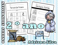 2º ANO - Atividades Adriana