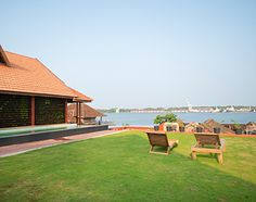 Commercial Landscaping  Museum Hotel Mattancherry