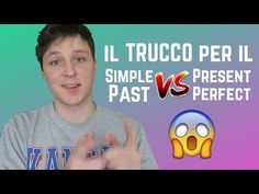 Past Simple vs. Present Perfect (+Spiegazioni, Esempi, Quiz) Magic English, English Help, English Games, English Tips, English Class, English Words, English Lessons, English Grammar, Teaching English