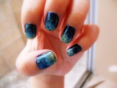 space nails by fiorella