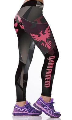 3D Printed Women Leggings (Superman, Daredevil, Miami Dolphins, Empowered, New England Patriots, Thigh-High Meshed Patchwork, Dallas Cowboys)