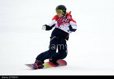 February GB's Jenny Jones Womens Snowboard Slopestyle final © Sport In Pictures/Alamy Live News Jenny Jones, Tough Girl, Live News, Olympians, Winter Sports, New Image, Snowboarding, Finals, Russia