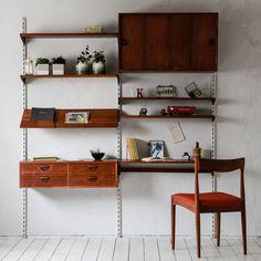 Kai Kristiansen Wall Shelf System 601D301