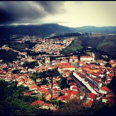 Mirante da UFOP w Ouro Preto, MG