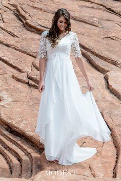 Mon Cheri Wedding Dresses, Long Sleeve Bridal Dresses, Modest Wedding Gowns, Long Sleeve Wedding, Wedding Dress Sleeves, Modest Dresses, Bridal Gowns, Lace Wedding, Dream Wedding