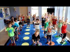 Sticky Sticky Bubble Gum - YouTube Preschool Music Activities, Kindergarten Music, Teaching Music, Preschool Library, Preschool Shapes, Music For Kids, Yoga For Kids, Good Music, Movement Activities
