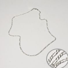 Silver 925/Length - 48cm/Thickness - 4mm