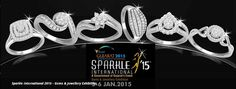 Part of #vibrant gujarat - #SparkleInternational2015 is a #gem & #Jewellery festival. Organised in #surat , provides opportunity to grow networks for #manufacturers and #retailers of #jewelry . For more information on events and updates around jewellery and #jewellers visit www.jewellerscheck.com