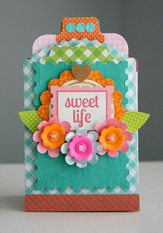 Sweet Life MONTHLY ORGANIZER Birthdays por WhimsybyShellye en Etsy