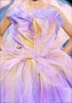 Christian Dior Haute Couture - Detail