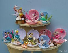 more of Magpie Ethel's mermaids