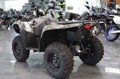 New 2017 Suzuki KingQuad 500AXi Camo ATVs For Sale in Texas. 2017 Suzuki KingQuad 500AXi Camo, 2017 Suzuki KingQuad 500AXi Camo In 1983, Suzuki introduced the world's first 4-wheel ATV. Today, Suzuki ATVs are everywhere. From the most remote areas to the most everyday tasks, you'll find the KingQuad powering a rider onward. Across the board, our KingQuad lineup is a dominating group of ATVs. With a long list of technologically advanced features, the 2017 Suzuki KingQuad 500AXi is equally at…