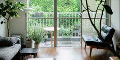 營造出世界觀的小型家具採樣家具容器Sunbox | D和部門 Life Design, Divider, Windows, Interior, Room, Furniture, Home Decor, Bedroom, Decoration Home