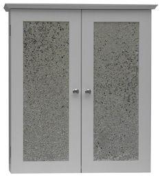 White Bathroom Medicine Cabinet