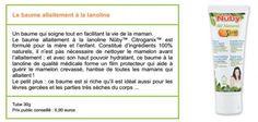 Testé: Baume allaitement Nuby Citroganix