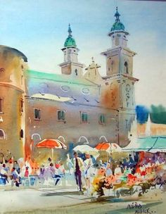 cityscapes – milind mulick cityscapes | & his art..