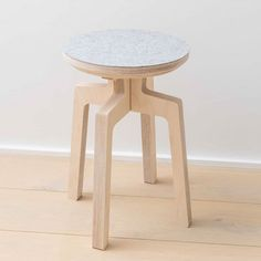 Plywood stool by Tim De Rydt available now on welcometoplatform.com free UK delivery on orders over 100 link in bio   Follow @platform____ for daily design content and Inspiration
