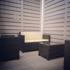 Les beaux jours arrivent, pensez à l' #amenagement de votre #jardin #terrasse #outdoor #claustra