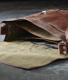Messenger Bag-Carbon 2 Cobalt ($99)