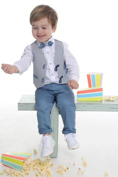 Fashion Group, Boy Fashion, Toddler Vest, Kids Boys, Little Boys, Have Fun, Collections, Board, Inspiration