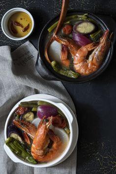 Filipino Cuisine: Sinigang na Hipon