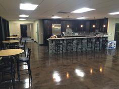 commercial coffee metallic epoxy floor northern ky - gallery - Northern Kentucky | DC King - Lead Network
