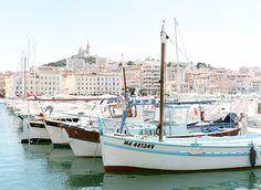 Gorgeous sunny Marseille… by international wedding photographer Anna Grinets Photography