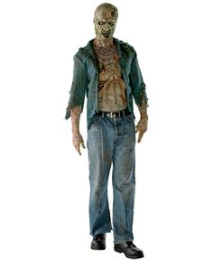 MENS THE WALKING DEAD DELUXE DECOMPOSED