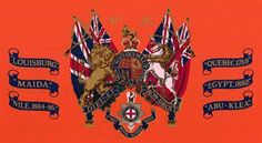 The Sussex Regiment Military Units, Military History, Army Badges, Drums Art, Drum Major, British Army, Commonwealth, Logo Branding, Flags