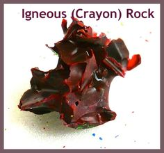 How to Simulate the Rock Cycle with Crayons