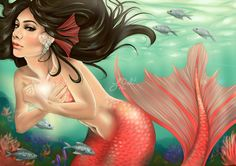 Siren Sea by BMelon on DeviantArt