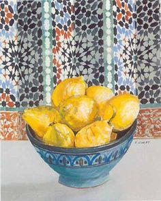 """From Paris! The World's Best Lemon Tart by Richard Sax via """"La Belle Cuisine -- Fine Cuisine with Art Infusion"""""""