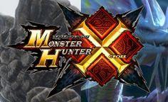 Monster Hunter X: Intro del juego en 3d!