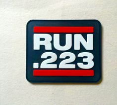 Annivesary year - RUN.223 PVC Patch Only