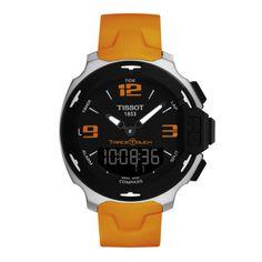 TISSOT T-RACE TOUCH #reloj #watch