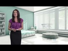 Video: LUXAFLEX® LUMINETTE® Privacy Sheers