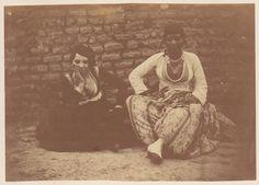 Europe: Roma Gypsy girls
