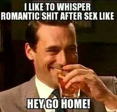 I love this idea and i love jon hamm ... I cant stop laughing thinking of don draper actually saying this