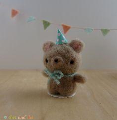 Bogarte Bear Has a Party