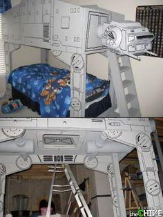 We get sick bunkbeds