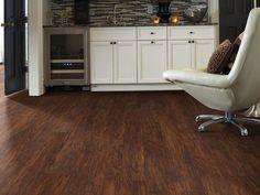 Vinyl plank floors.  CLASSICO PLANK - Room