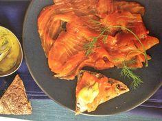 The Best Gravlax  For the Recipe: http://lancengi.blogspot.com/2012/10/swedish-make-some-incredible-food.html?m=1