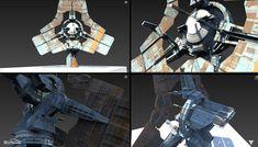 ArtStation - Destiny: Array, Dorje Bellbrook