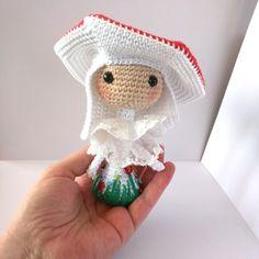 Muñeca Amanita