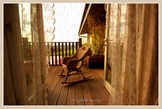 Eco Lodge Eco-holidays Ireland - Our Chalet de Florence eco Lodge in Galway is designed for a family of 6 children) with extra bed or cot. Extra Bed, Rocking Chair, Towers, Great Places, Florence, Balcony, Beautiful Homes, Eco Friendly, Holiday