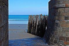 1 - 23 octobre 2009 Saint-Malo Plage du Sillon Brise-lames