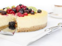 An Irish recipe for success: Traditional Irish butter shortbread cheesecake