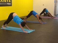 Yoga CircuitsTM at Progressive Fitness in Antioch CA.
