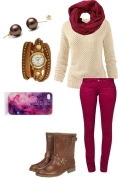 """""""plum && brown 3"""" by theycallmesid ❤ liked on Polyvore"""