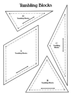 Printable English Paper Piecing Templates Piecing Print